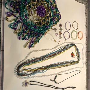 Lot of girls jewelry